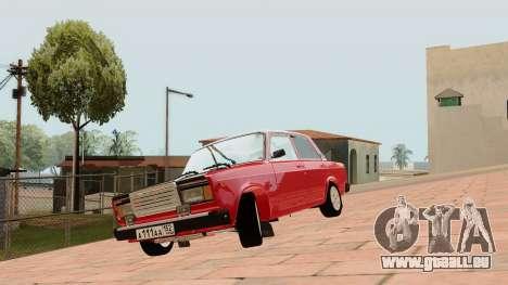 rus_racer ENB v1.0 für GTA San Andreas