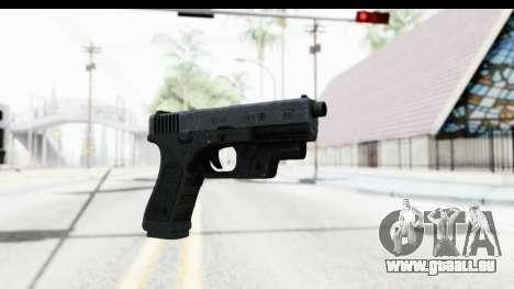 Glock P80 pour GTA San Andreas