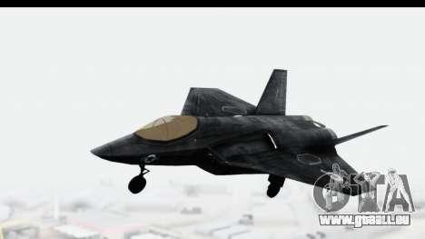 CoD Black Ops 2 - FA-38 für GTA San Andreas