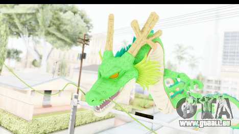 Shenron from Dragon Ball Xenoverse für GTA San Andreas