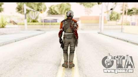 Homefront The Revolution - KPA v5 Dead für GTA San Andreas dritten Screenshot