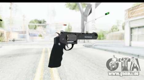 GTA 5 Hawk & Little Heavy Revolver pour GTA San Andreas troisième écran