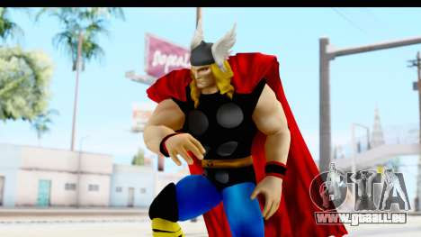 Marvel Heroes - Thor pour GTA San Andreas