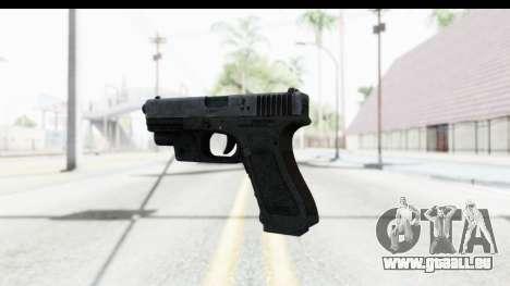 Glock P80 pour GTA San Andreas deuxième écran