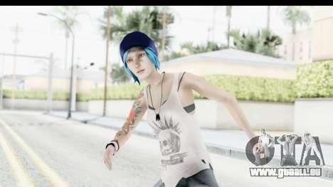 Life is Strange Episode 3 - Chloe Shirt für GTA San Andreas