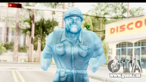 ArmyMen: Serge Heroes 2 - Man v4 für GTA San Andreas