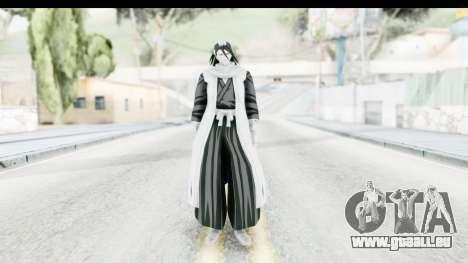Bleach - Byakuya für GTA San Andreas zweiten Screenshot