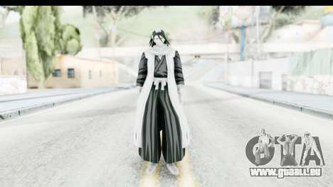 Bleach - Byakuya pour GTA San Andreas deuxième écran