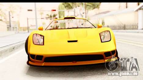 GTA 5 Progen Tyrus SA Style pour GTA San Andreas