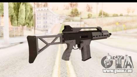 GTA 5 Vom Feuer Special Carbine pour GTA San Andreas deuxième écran