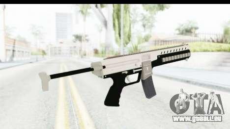 GTA 5 Coil Combat PDW pour GTA San Andreas deuxième écran