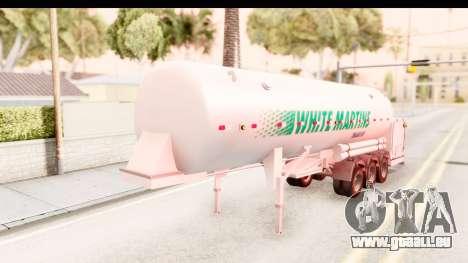 Trailer Brasil v5 für GTA San Andreas