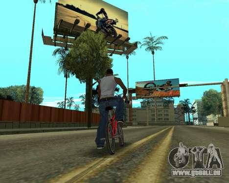 New HD Glen Park für GTA San Andreas siebten Screenshot