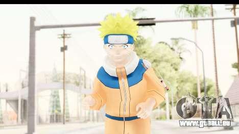 Naruto Ultimate Ninja Storm 4 Naruto Uzumaki v2 pour GTA San Andreas