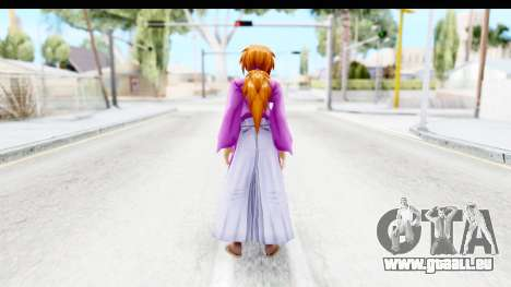 Kenshin v2 für GTA San Andreas dritten Screenshot