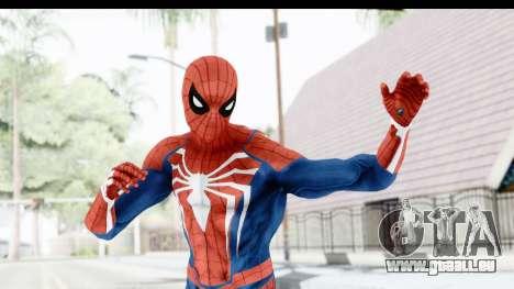 Spider-Man Insomniac v2 für GTA San Andreas