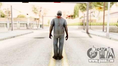 Left 4 Dead 2 - Zombie Surgeon pour GTA San Andreas troisième écran