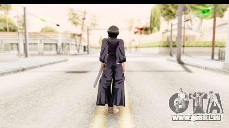 Bleach - Rukia pour GTA San Andreas troisième écran