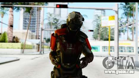 Homefront The Revolution - KPA v1 Dead pour GTA San Andreas