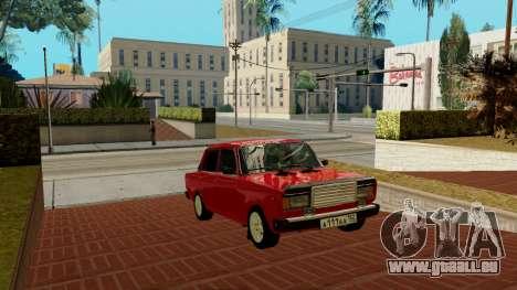 rus_racer ENB v1.0 pour GTA San Andreas cinquième écran
