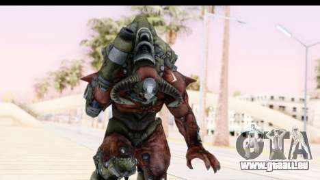 DOOM 3 - Cyberdemon für GTA San Andreas