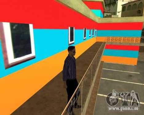 Armenian Jeferson für GTA San Andreas siebten Screenshot