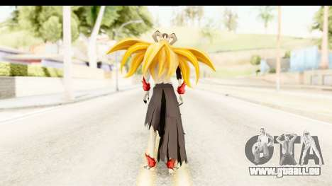 Bleach - Ichigo H pour GTA San Andreas troisième écran