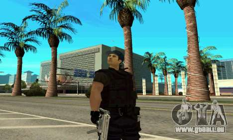 Trainer SWAT für GTA San Andreas
