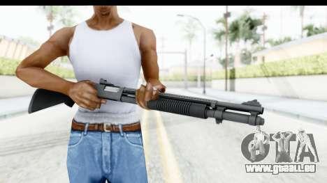 Mossberg 590 für GTA San Andreas dritten Screenshot