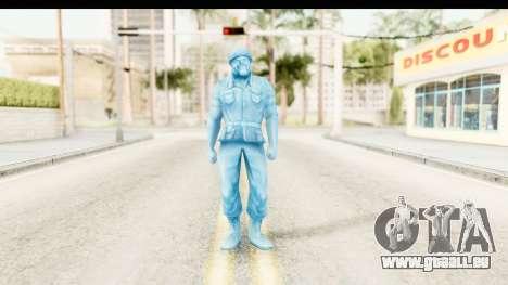 ArmyMen: Serge Heroes 2 - Man v4 für GTA San Andreas zweiten Screenshot