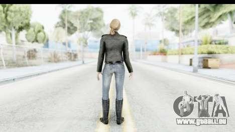 Alan Wake Alice 2009 für GTA San Andreas dritten Screenshot