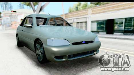 Ford Escort RS Cosworth 2016 pour GTA San Andreas