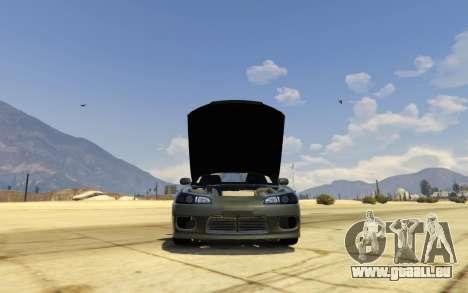Nissan SIlvia S15 v0.9 für GTA 5