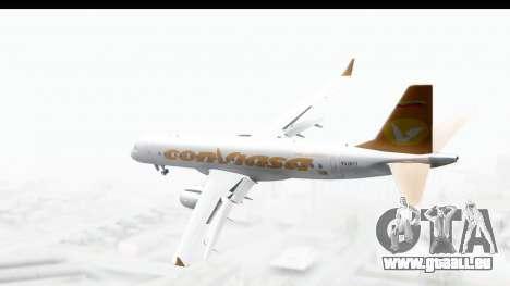 Embraer 190 ConViasa für GTA San Andreas linke Ansicht