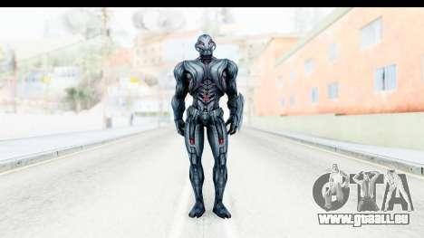 Marvel Future Fight - Ultron Mk3 (AOU) pour GTA San Andreas deuxième écran