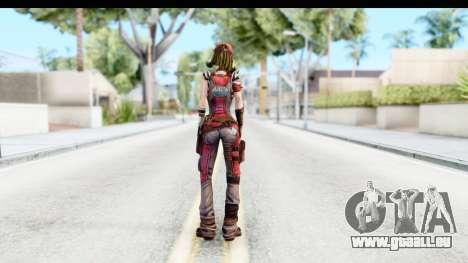 Borderland - Gaige für GTA San Andreas dritten Screenshot