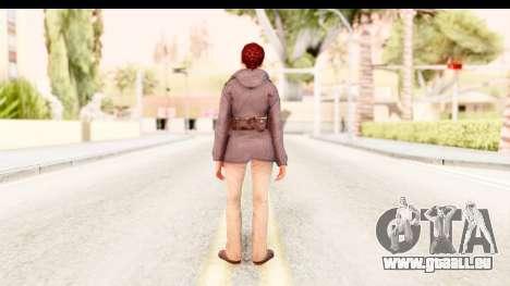 Silent Hill Downpour - Annie pour GTA San Andreas troisième écran