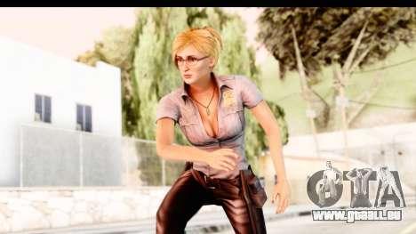 Silent Hill Shattered Memories - Cybil für GTA San Andreas