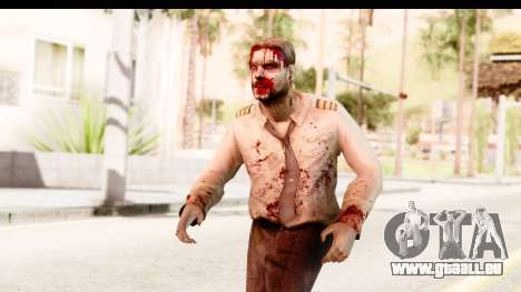 Left 4 Dead 2 - Zombie Pilot pour GTA San Andreas
