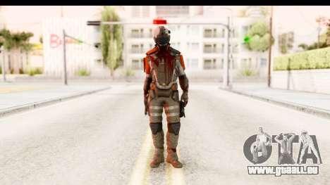 Homefront The Revolution - KPA v2 Dead für GTA San Andreas zweiten Screenshot