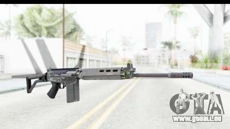 FN-FAL für GTA San Andreas