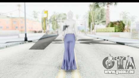 Muslim Girl pour GTA San Andreas troisième écran