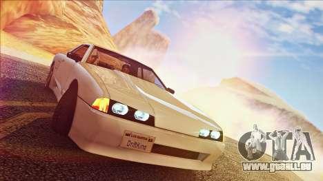 Elegy Drophead für GTA San Andreas