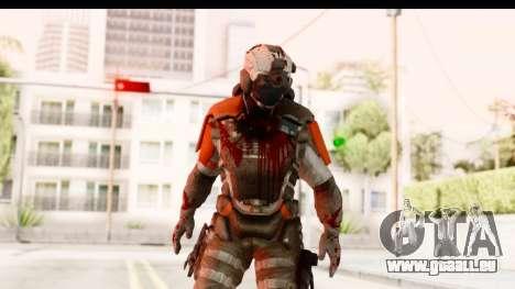 Homefront The Revolution - KPA v2 Dead für GTA San Andreas
