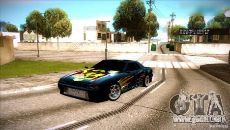 Elegy by LFYZ-T34 0.4v für GTA San Andreas
