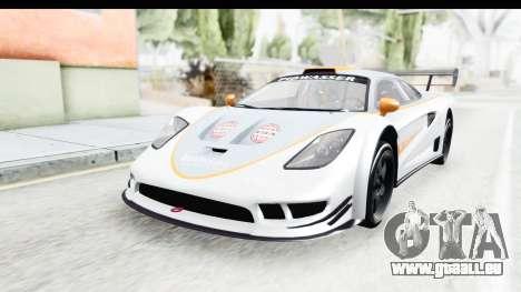GTA 5 Progen Tyrus IVF für GTA San Andreas Seitenansicht