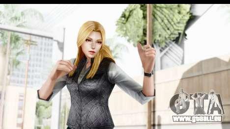 Marvel Future Fight - Sharon Carter (Civil War) für GTA San Andreas