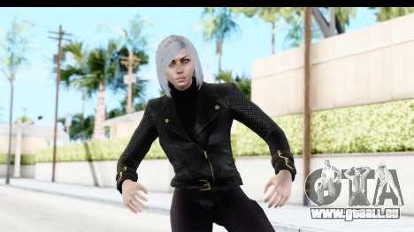 GTA 5 Ill Gotten-Gains DLC Female Skin für GTA San Andreas