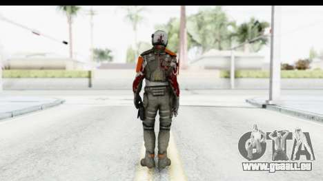 Homefront The Revolution - KPA v4 Dead für GTA San Andreas dritten Screenshot
