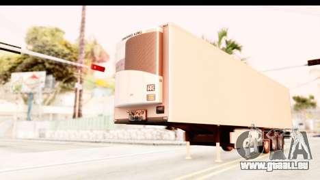 Trailer ETS2 v2 New Skin 2 pour GTA San Andreas